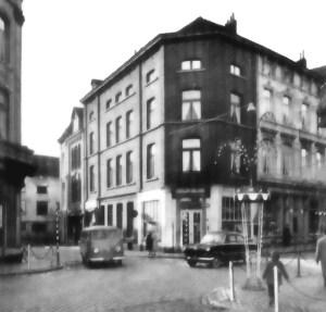 M.Brugstraat 1960 - hoek Kleine Stokstraat