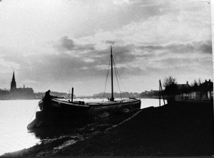 Maas en maasmolendijk watersnood 1926