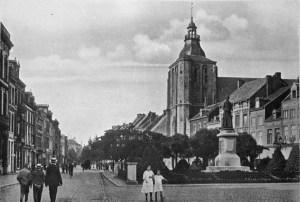 Markt bij Boschstr