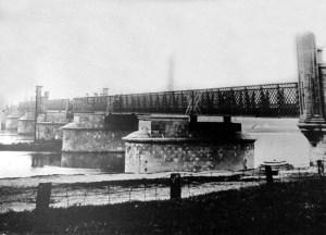Spoorbrug ±1925