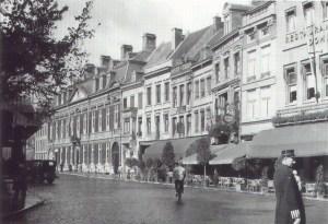 Vrijthof noordzijde 1933