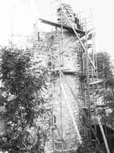 Pater Vinktoren restaur. 1906