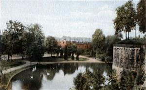 Zwanengracht 1910