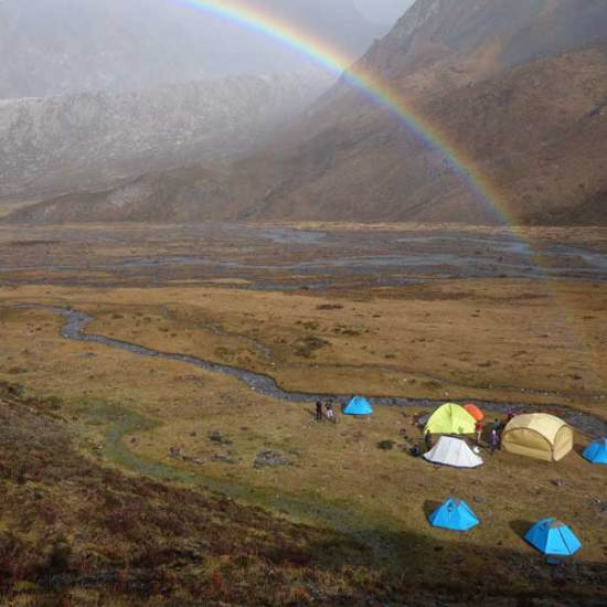 Mt Gongga Trek