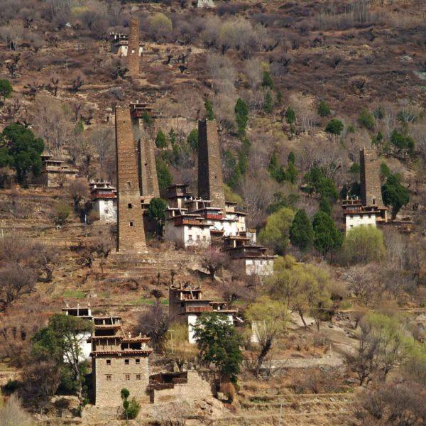 Danba Watchtower