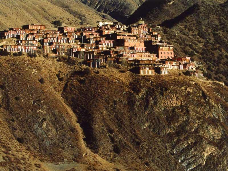 Dzongsar moastery