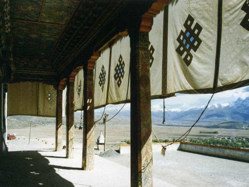 Kandze Monastery