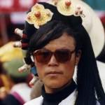 Khampas in Litang Festival