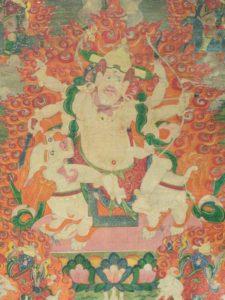Tibetan Buddhism Iconographic Pehar-Gyalpo