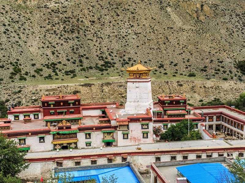 Sekhar Gutok Monastery