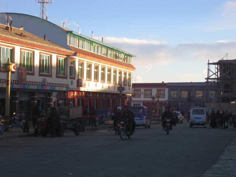 Tangke town