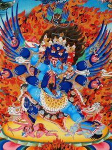 Dorje Dzonu Vajrakumara