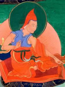 Tibetan Buddhism Iconographic - Part ii aryadeva phakpa la