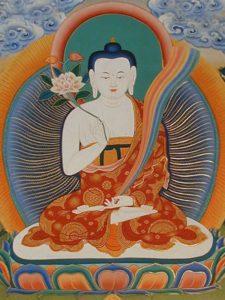 Tibetan Buddhism Iconographicdipamkara