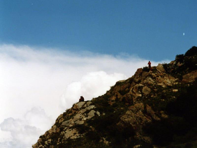 monks in drigung