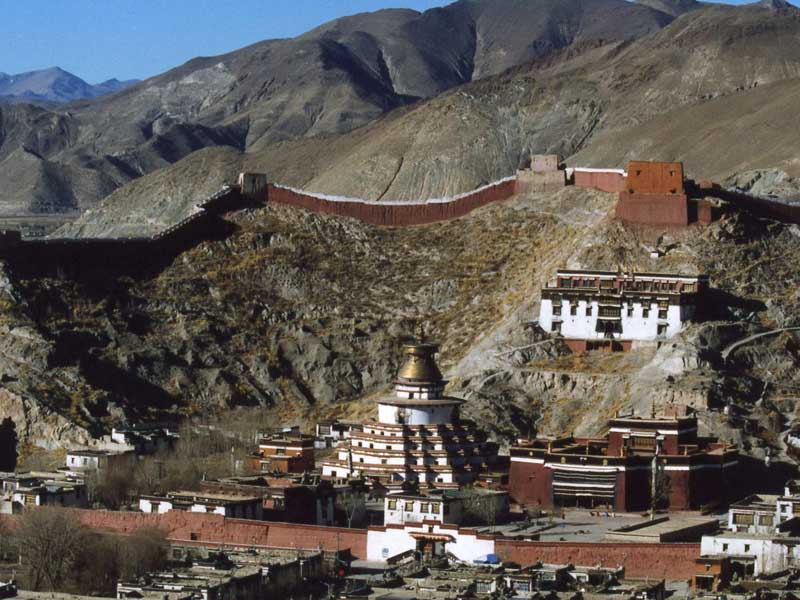 Pelkor monastery