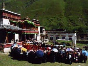 Ju Li monastery