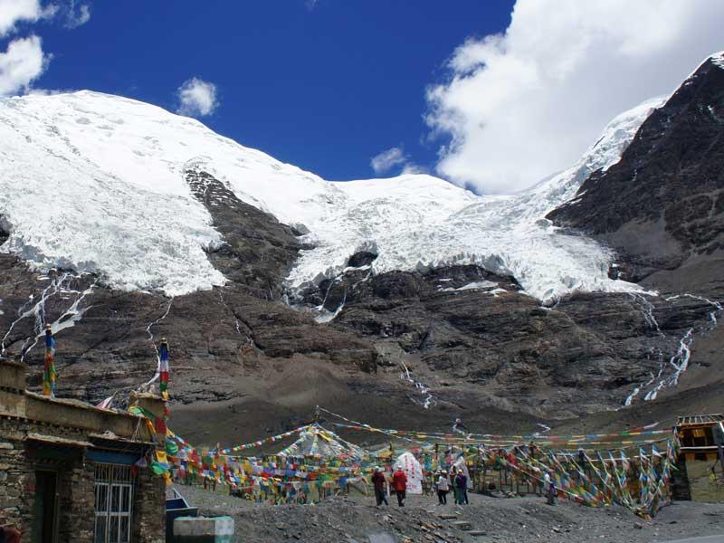 Gyantse Karola Glacier