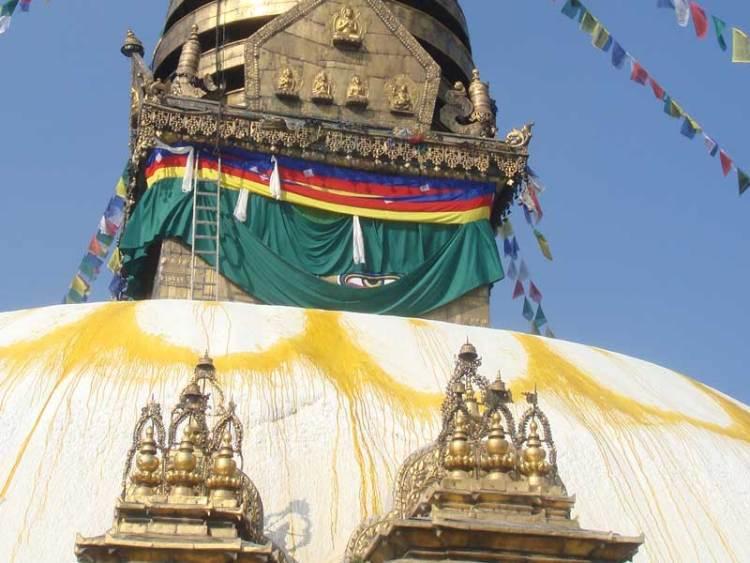 Lhasa Kathmandu overland tour