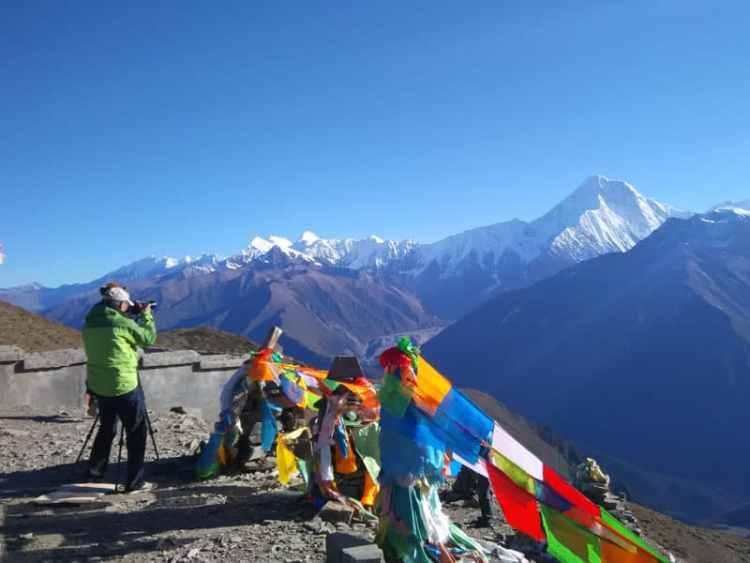 Mt Gongga tour