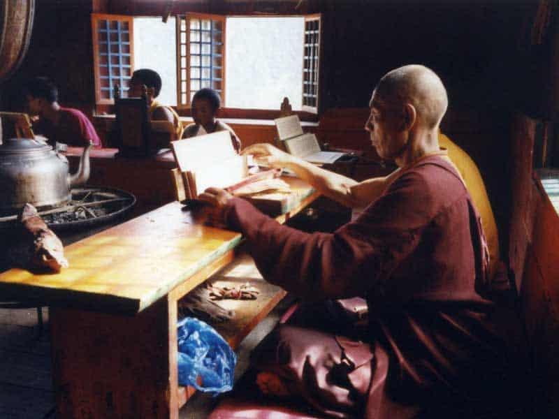 sutra teaching