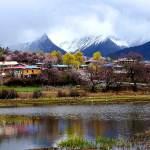 Bome-tibetan-village