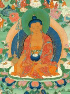 Tibetan Buddhism Iconographic - Part ii shakya-senge