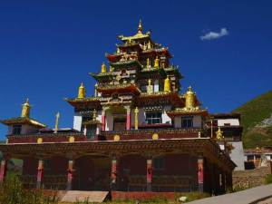 Kagyu monastery