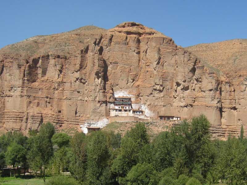 Xuan Kong monastery
