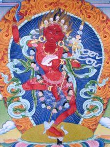 Dorje Pamo Vajra varahi