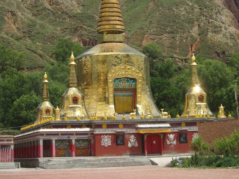 Wutun Monastery Sengeshong Art Schools