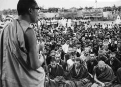 دالای لاما - هند - 1960
