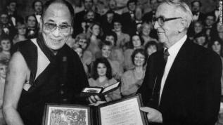 دالای لاما - 1989