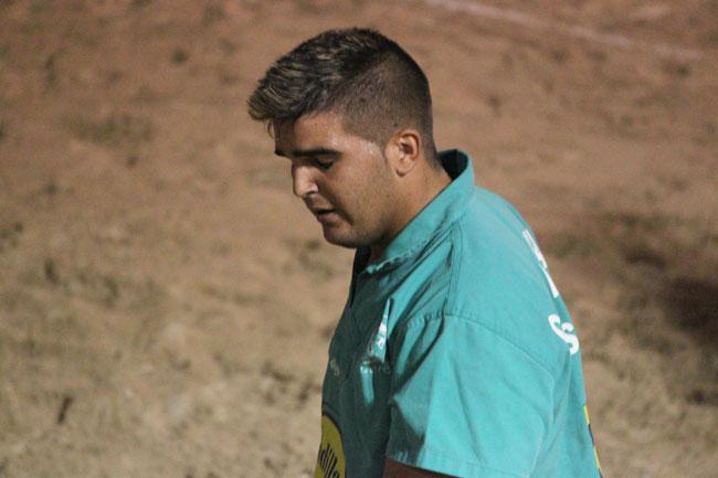 La lesión de David García facilitó la cómoda victoria del Maxorata