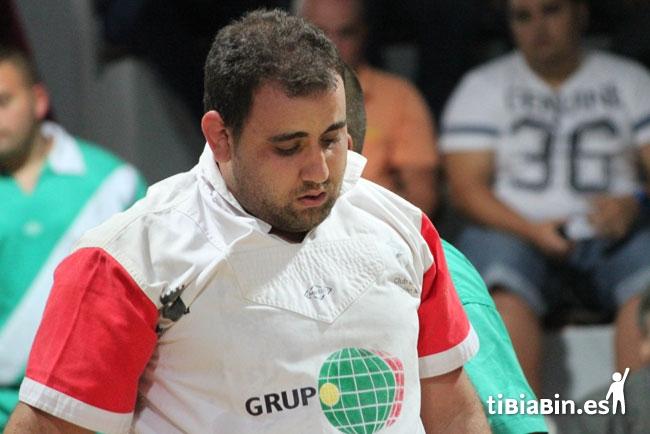 Chedey Fernández empata en la 3ª plaza