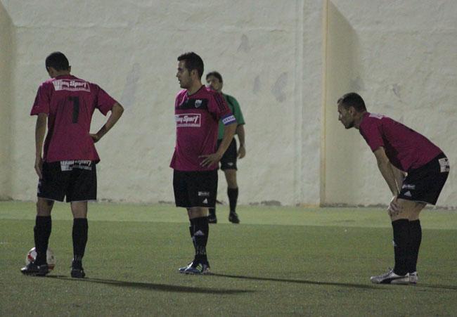 La Oliva golea en Los Pozos y se reencuentra con la victoria