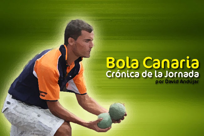 Crónica de la Jornada 13ª de la Liga de Bola Canaria
