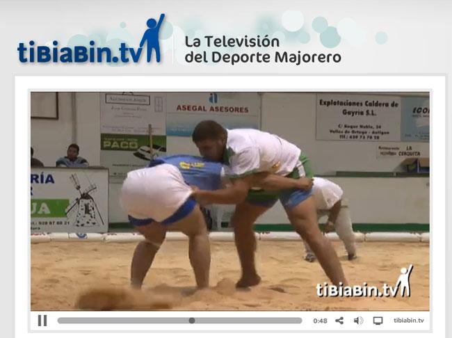 Enfrentamiento entre Samuel Torres y Cristian Soto