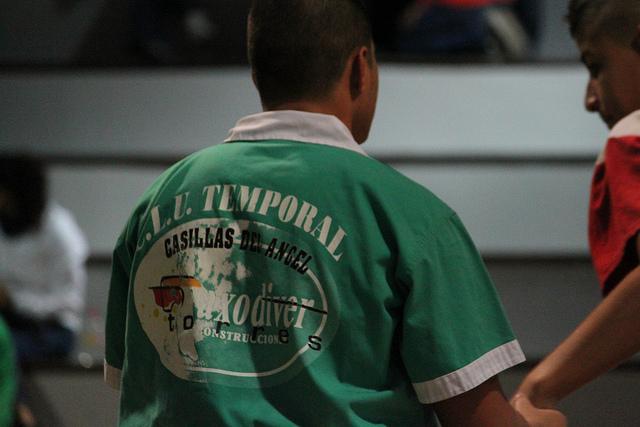 El Temporal muy superior en su visita al Pedro Sánchez en la base