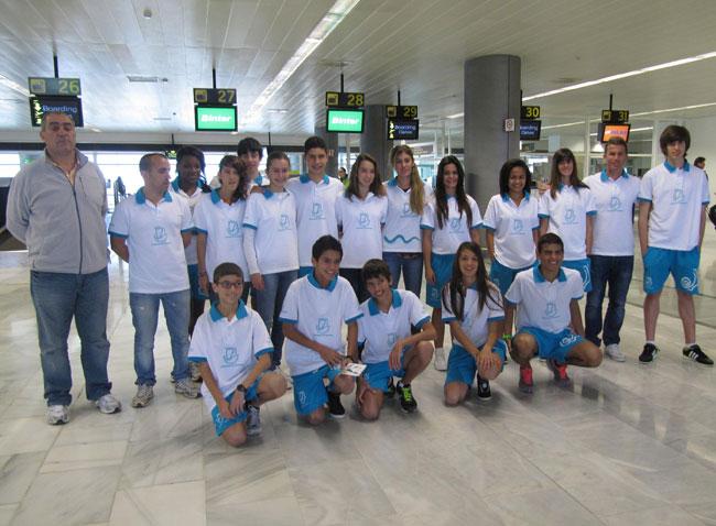 5 atletas de Fuerteventura irán al Campeonato de España de Campo a Través como integrantes de la Selección Canaria Escolar