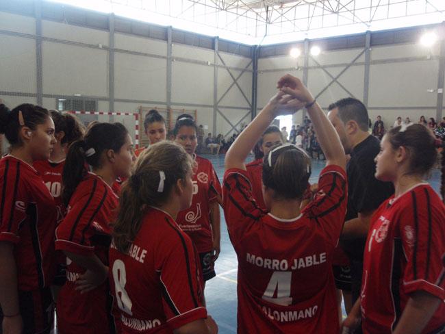 El Bm. Morro Jable disputará el  Campeonato de Canarias Juvenil Femenino