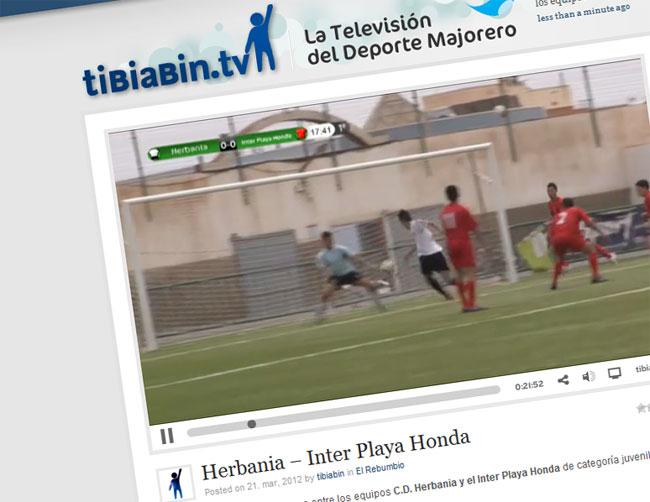 Herbania – Inter Playa Honda