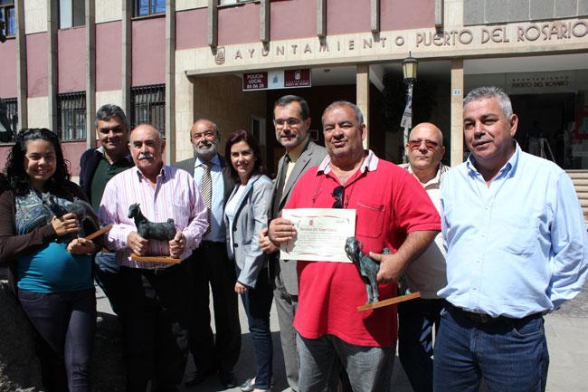 Se entrega los premios baifo 2012 en el ámbito deportivo