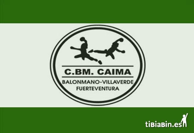 Felicitación al Club Balonmano Caima Villaverde,  por el ascenso a 2ª División Nacional