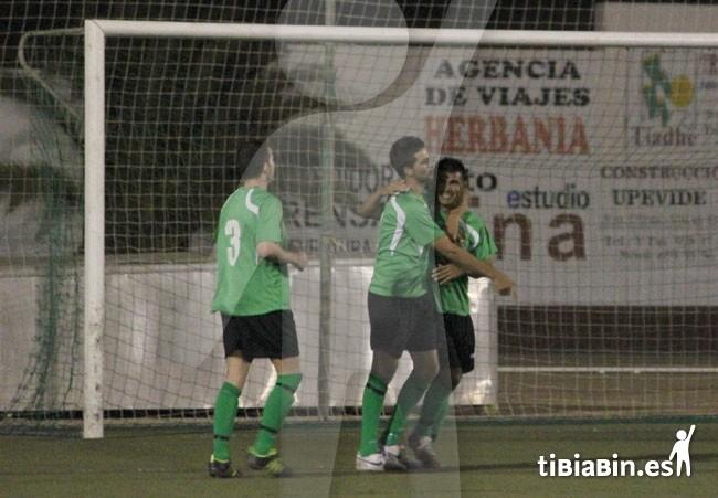 Eloy y Germán Bueno suman 8 goles