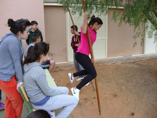 Dos mil alumnos han participado este curso en la campaña escolar de deportes autóctonos de 'No Olvides Lo Nuestro'