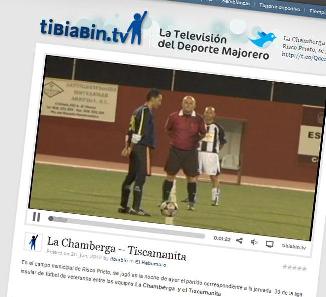 La Chamberga – Tiscamanita por tibiabin.tv