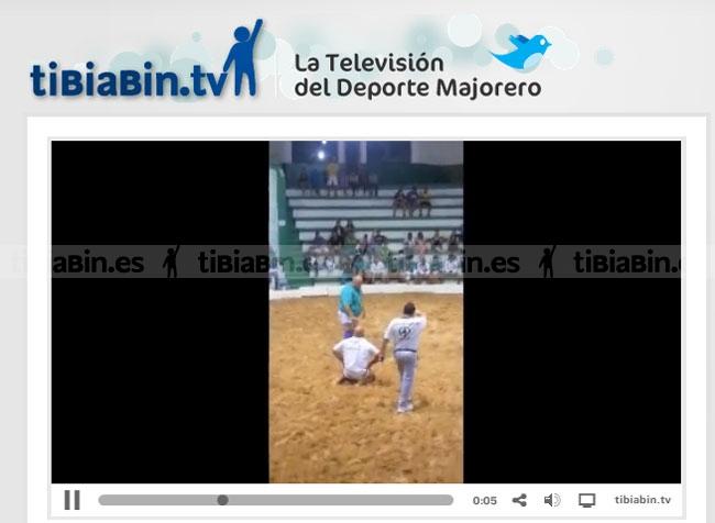 Vídeo enfrentamiento Carlos Moreno – Ruimán Montañez