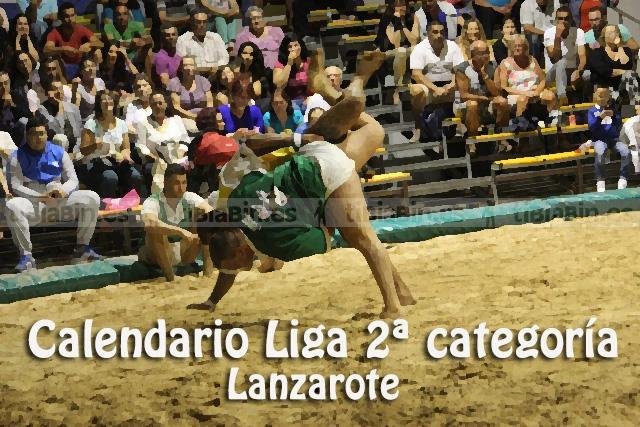 Calendario Liga Lanzarote (Temporada 2014 – 2015)