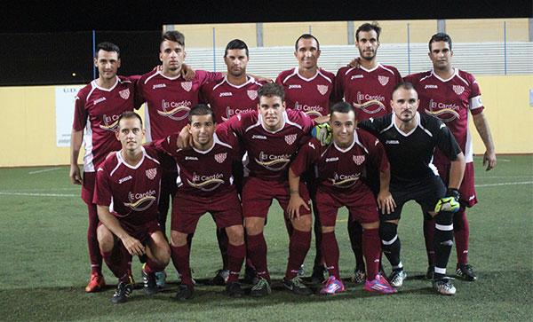 Villaverde y La Lajita, Ida de la Final de Copa